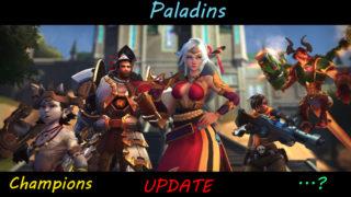 Paladins:チャンピオン 2020最新版